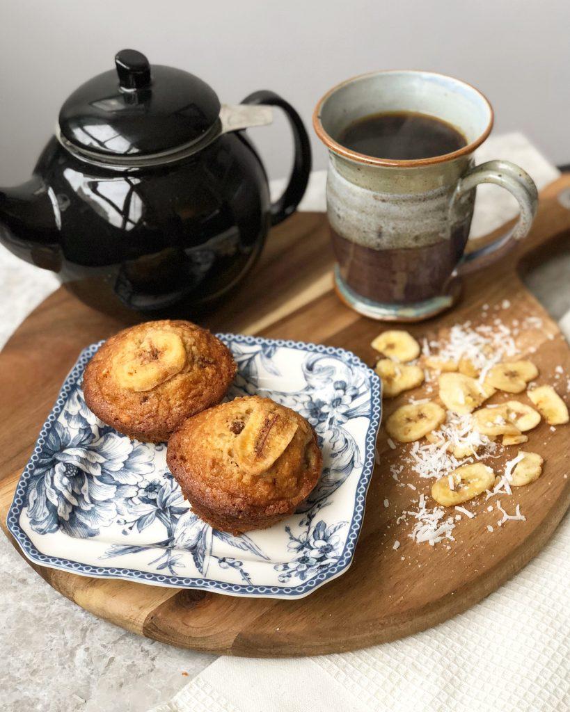 Banana Rama Muffins