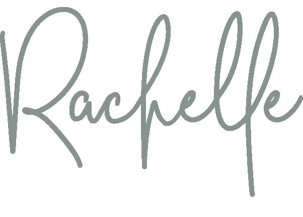 Rachelle's signature