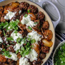 Eggplant 'Meatballs'