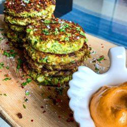 Broccoli Fritter